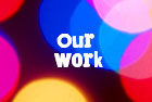 our work button