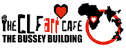 The CLF Art Cafe — The Bussey Building [Logo]